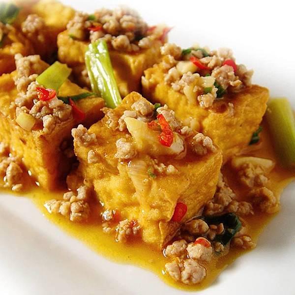 【厚生廚房】超下飯!肉末燒油豆腐