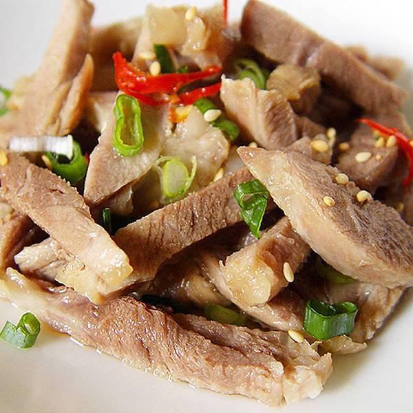【厚生廚房】滷味DIY! 涼拌腱子肉