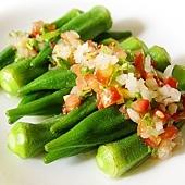 recipe_0210涼拌秋葵番茄丁