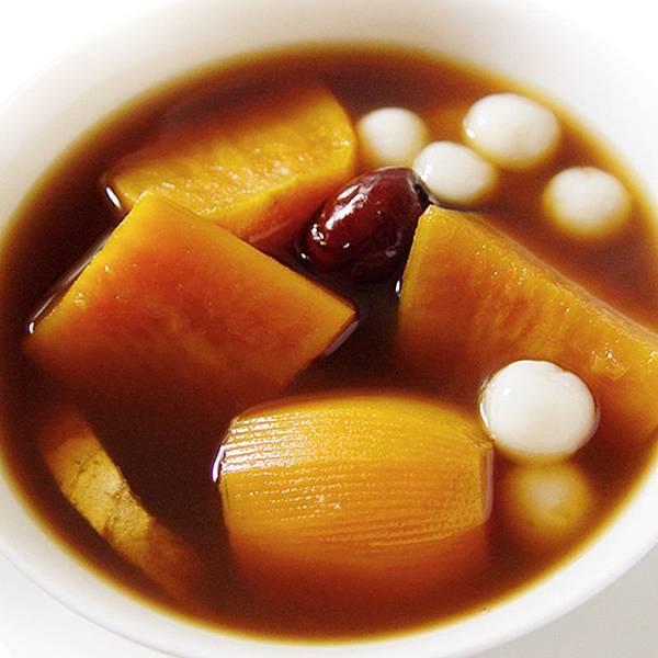 recipe_0268黑糖薑汁地瓜湯