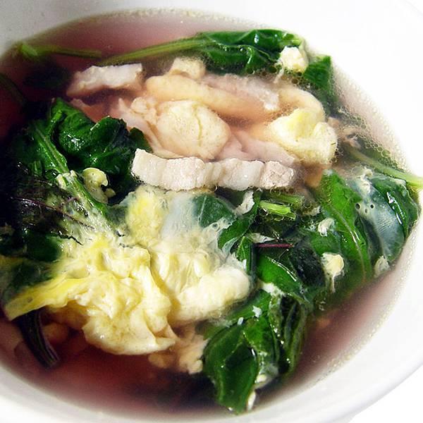 recipe_0371青葙肉絲蛋花湯