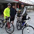 單車處女航 2005年聖誕節清晨