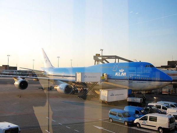 荷蘭航空客機
