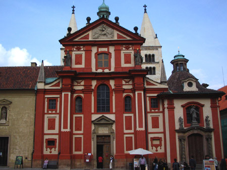 聖喬治女修道院(St. George Basilica)