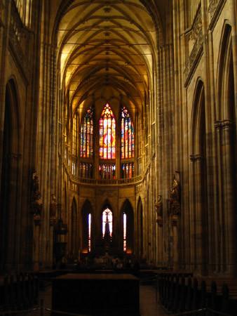 教堂內部(St. Vitus' Cathedral)