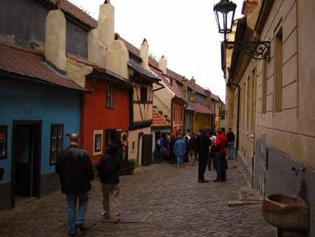 黃金巷(Golden Lane)