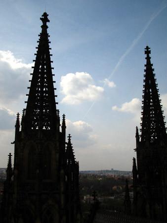 聖維徒斯教堂 (St. Vitus' Cathedral)
