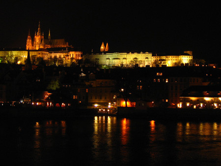 布拉格城堡(Prague Castle)