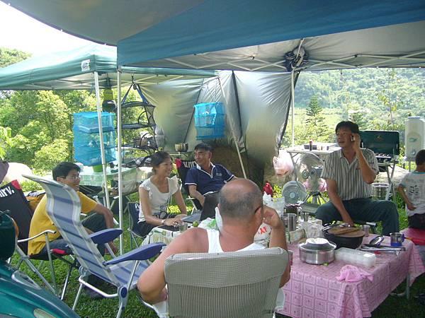 小路露營區