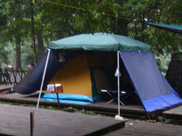 溪頭露營區