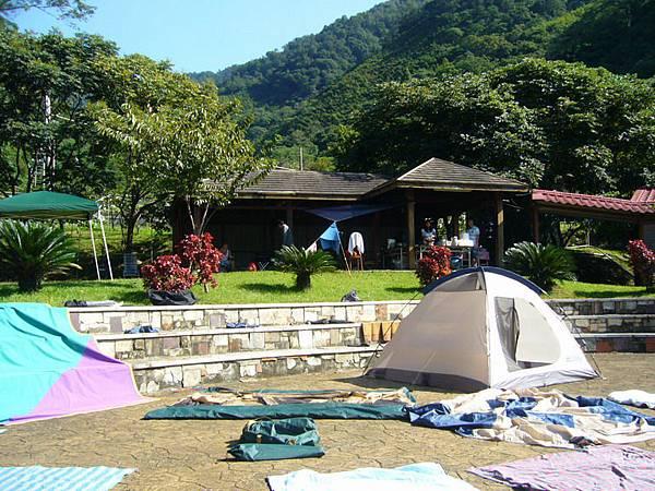 象鼻村露營