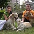 寶貝老婆和狗兒子們