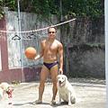 麥可喬丹籃球小巨人