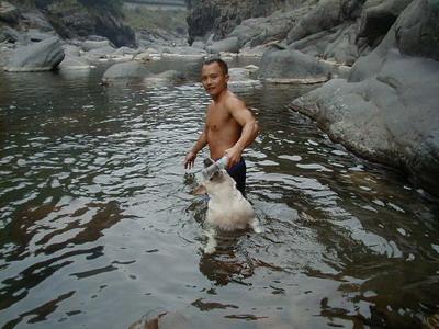 水獵犬~~拉拉