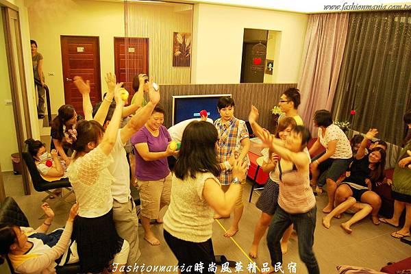 時尚風華精品民宿-廣誠生物科技教育訓練活動