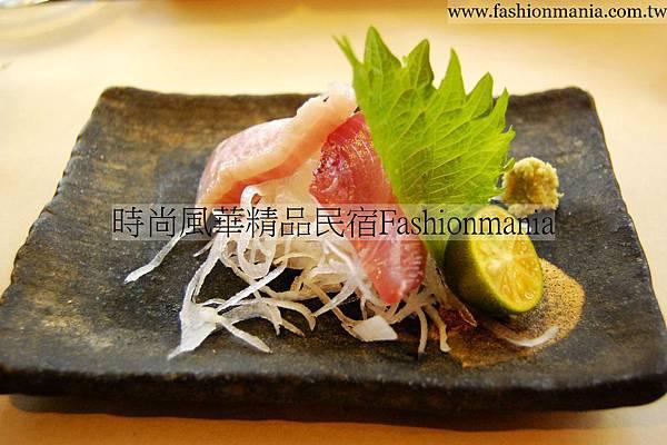 時尚風華精品民宿-饗宴鐵板燒美食紀錄 (26)