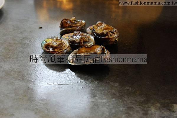 時尚風華精品民宿-饗宴鐵板燒美食紀錄 (27)