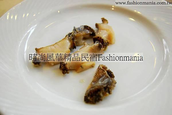 時尚風華精品民宿-饗宴鐵板燒美食紀錄 (29)
