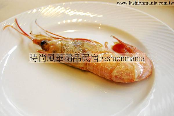 時尚風華精品民宿-饗宴鐵板燒美食紀錄 (37)