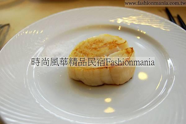 時尚風華精品民宿-饗宴鐵板燒美食紀錄 (39)