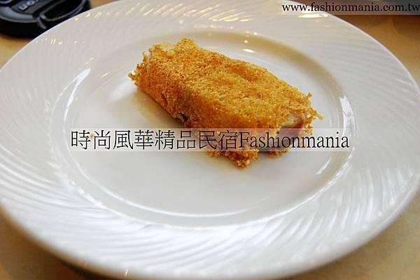時尚風華精品民宿-饗宴鐵板燒美食紀錄 (44)