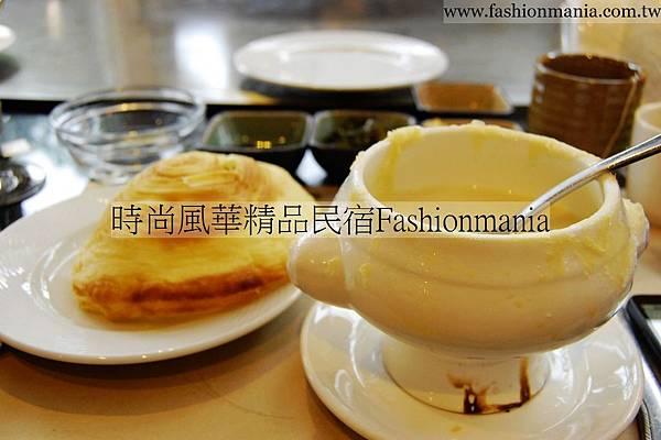 時尚風華精品民宿-饗宴鐵板燒美食紀錄 (43)