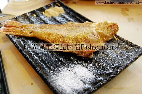 時尚風華精品民宿-饗宴鐵板燒美食紀錄 (52)