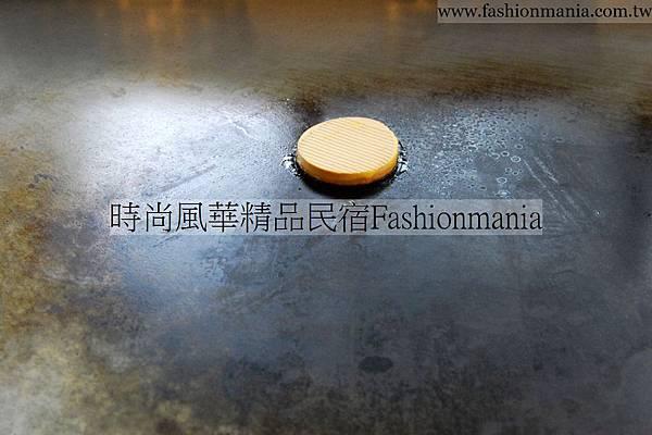 時尚風華精品民宿-饗宴鐵板燒美食紀錄 (53)