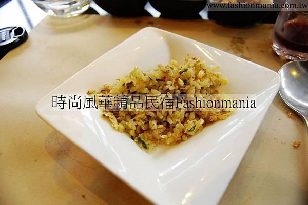 時尚風華精品民宿-饗宴鐵板燒美食紀錄 (63)