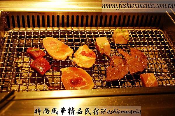 時尚精品民宿-原燒食記 (35)