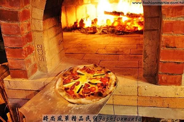 時尚風華精品民宿-哲屋義大利餐廳LOUNGE BAR (2)