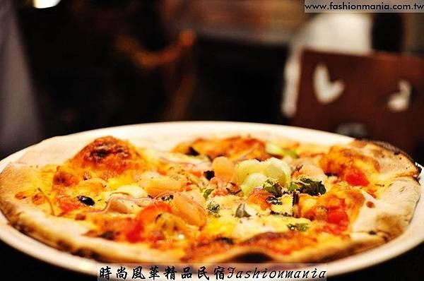 時尚風華精品民宿-哲屋義大利餐廳LOUNGE BAR (4)