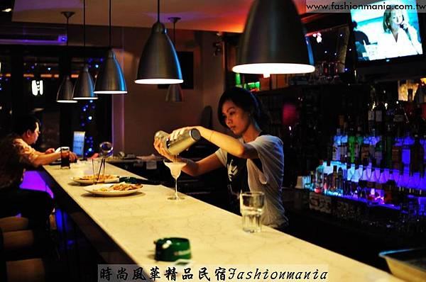 時尚風華精品民宿-哲屋義大利餐廳LOUNGE BAR (6)