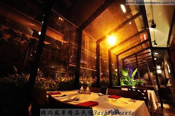 時尚風華精品民宿-哲屋義大利餐廳LOUNGE BAR (5)