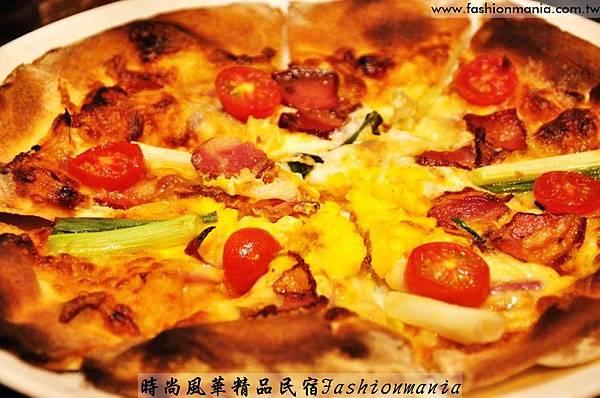 時尚風華精品民宿-哲屋義大利餐廳LOUNGE BAR (8)
