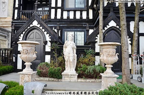 時尚風華精品民宿-悠活南投老英格蘭 (42)