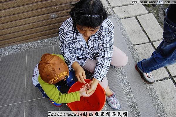時尚風華精品民宿-主人愛說故事