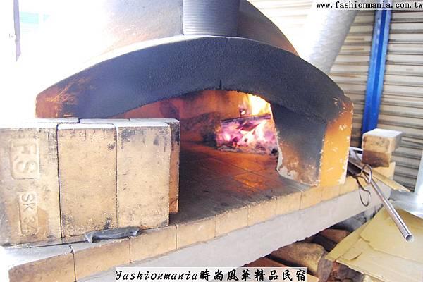 時尚風華精品民宿-安平窯烤食趣 (7)