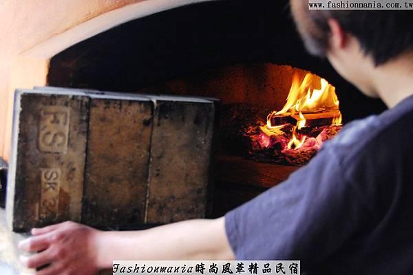 時尚風華精品民宿-安平窯烤食趣 (12)