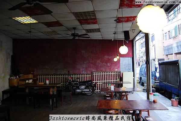 時尚風華精品民宿-安平窯烤食趣 (17)