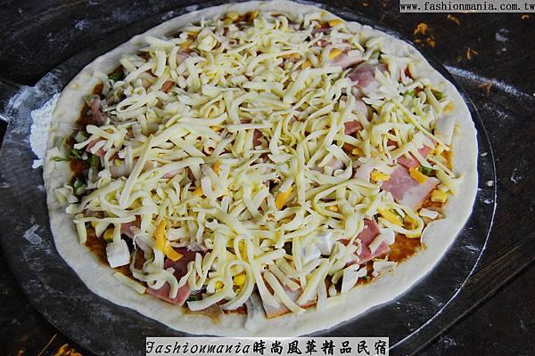 時尚風華精品民宿-安平窯烤食趣 (21)