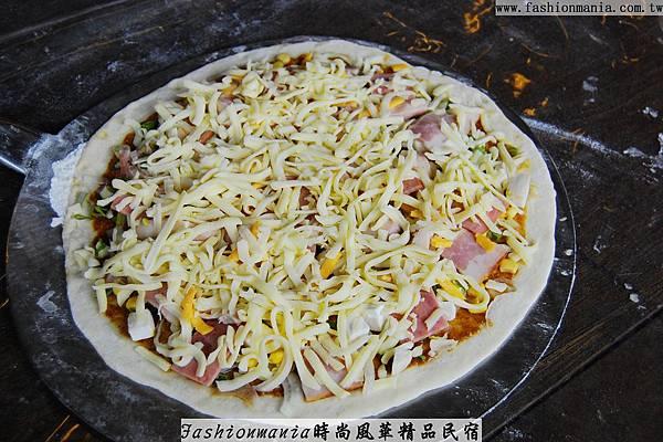 時尚風華精品民宿-安平窯烤食趣 (22)