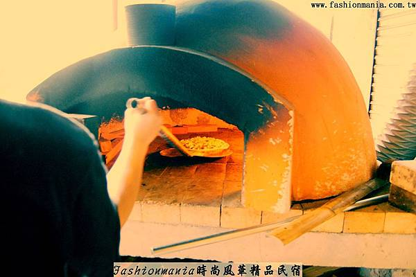 時尚風華精品民宿-安平窯烤食趣 (23)