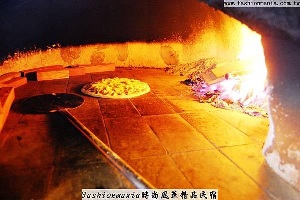 時尚風華精品民宿-安平窯烤食趣 (26)