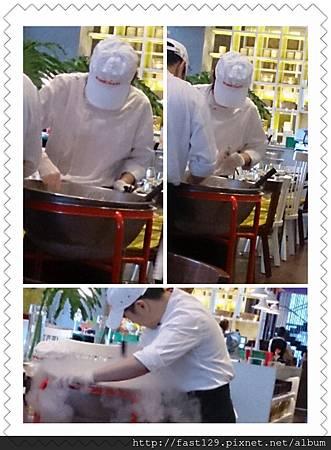 W Hotel 貴婦下午茶-人氣手工冰淇淋製作