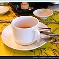 W Hotel 貴婦下午茶-茶器、餐皿