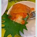 W Hotel 貴婦下午茶-鹹點鮭魚