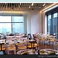 W Hotel 貴婦下午茶-餐廳內景
