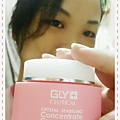 GLY果蕊 晶透美白水凝霜-使用