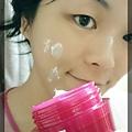 Za高機能膠原乳霜-使用